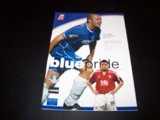 Oldham Athletic v Barnsley, 2004/05